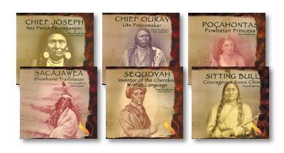Famous Native Americans - Sundance/Newbridge Publishing